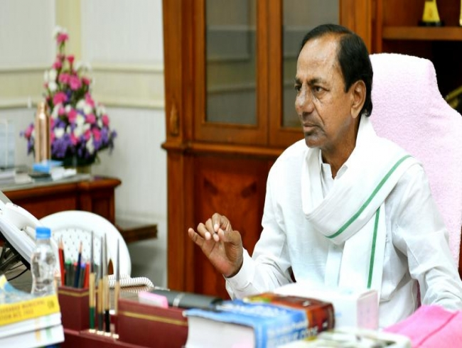 No lockdown, only increased care: KCR