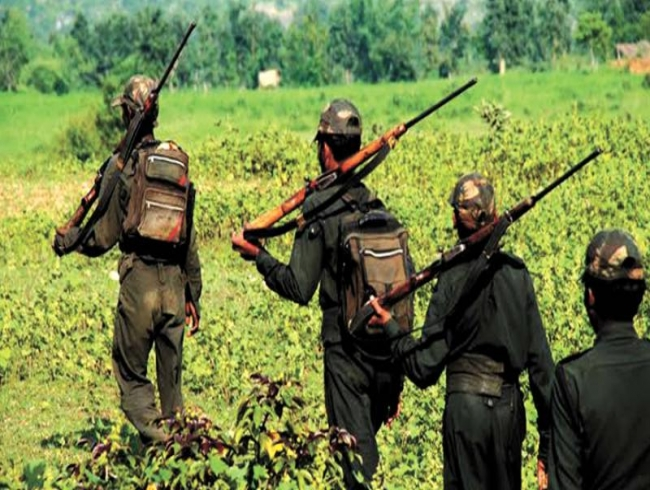 Maoists killed in exchange of fire in Visakhapatnam