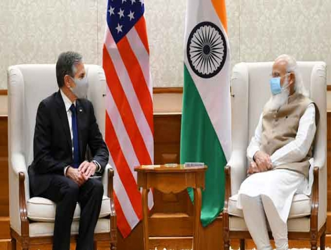 Role of India vital in Afghanistan: US State Secretary