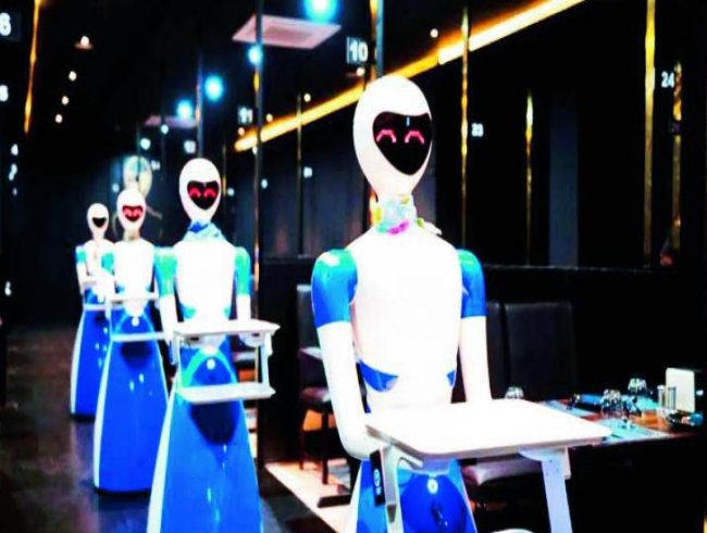 The rise of robots in the hospitality sector