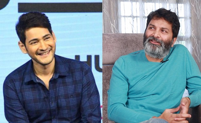 Mahesh and Trivikram Film's Formalities Completed