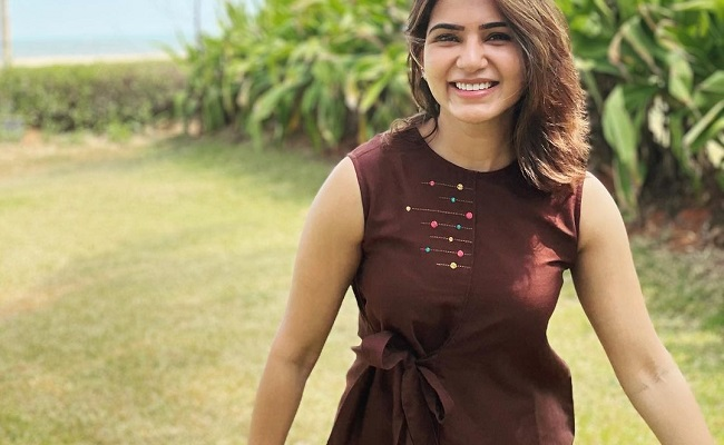 Samantha From Financial Struggle To National Fame