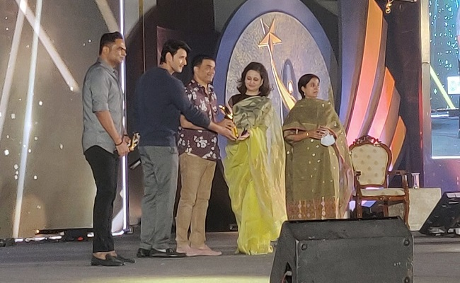 Sakshi Excellence Awards: Best Actor Award To Mahesh