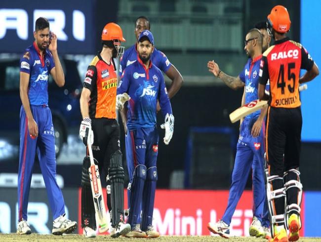Delhi Capitals beat SRH in first Super Over of the season