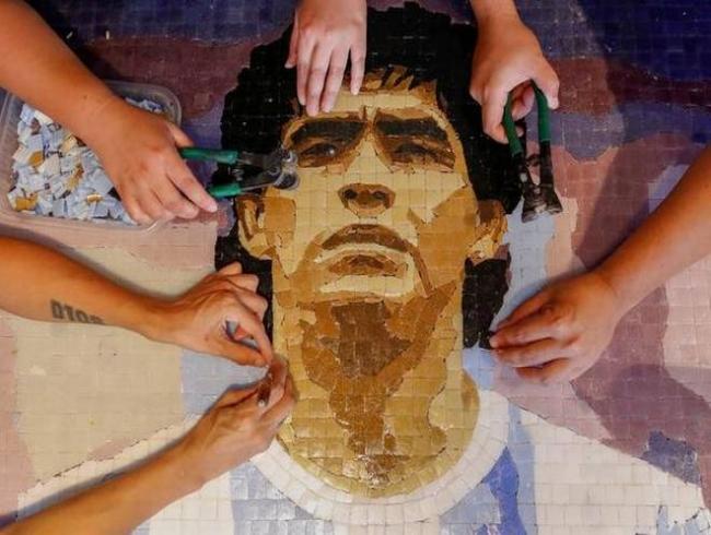 Argentine doctors find irregularities in Maradona's death