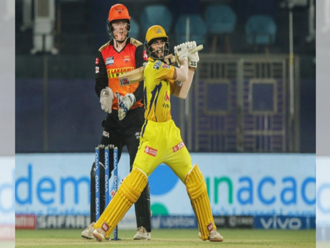 CSK marches on with another commanding victory over SRH