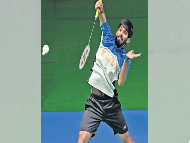 Qualifying for Tokyo Olympics is Srikanth's top priority
