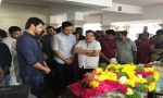 Celebrities Pay Last Respects To Jaya