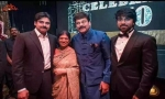 Celebs @ Chiru Birthday Party
