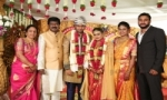 Celebs @ Raghavendra Daughter Marriage Albums