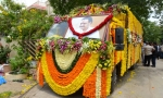 Nandamuri Harikrishna funeral