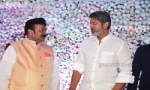 talasila srinivas daughter wedding reception